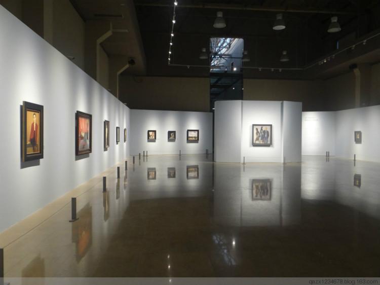 展出过的靳尚谊早期写生,临摹作品,比如他极少面世的7件临摹敦煌壁画图片