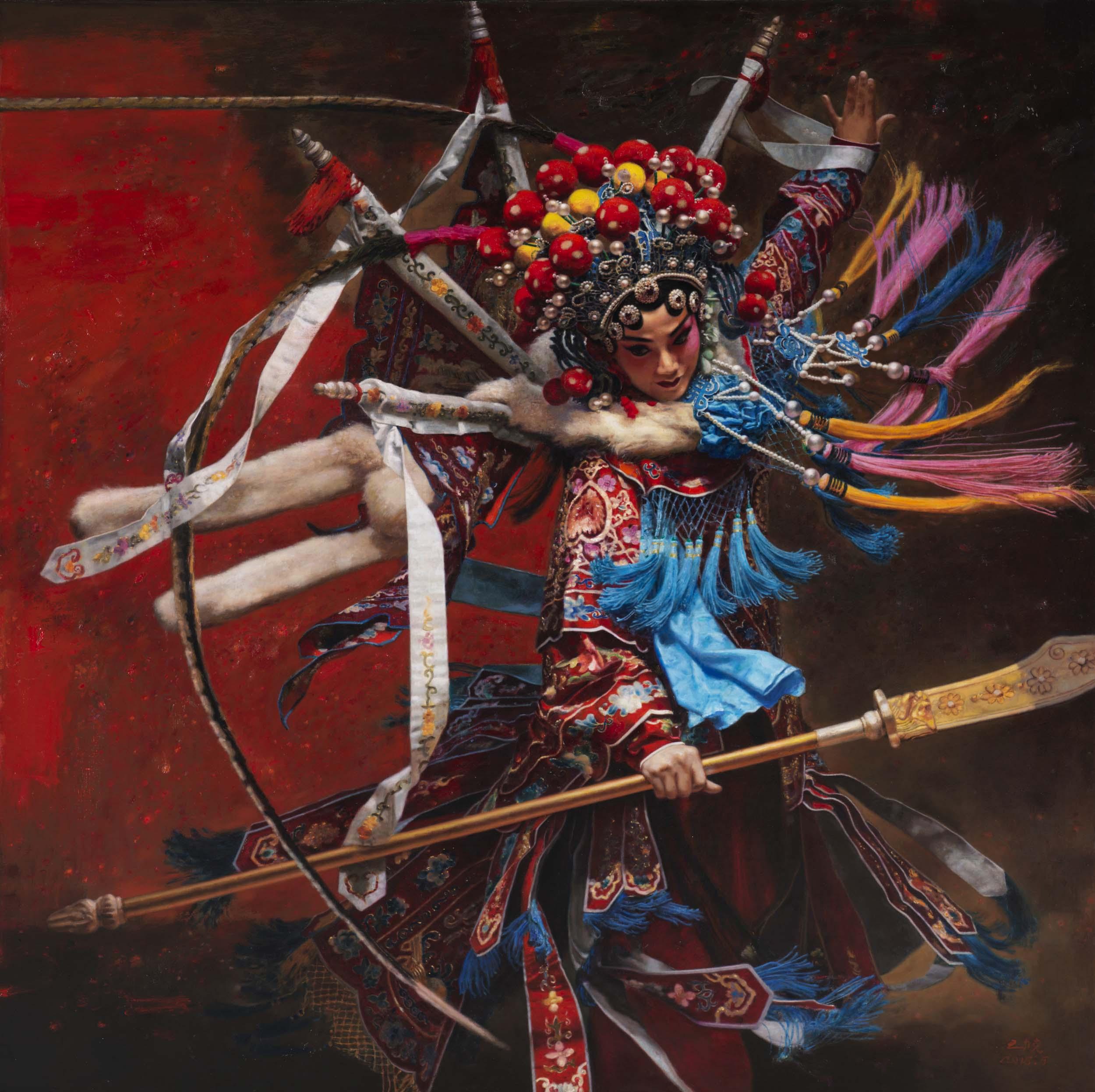 """2013年中国画展征稿_真像——当代中国写实油画的新发展研究展""""巡展在重庆美术馆 ..."""