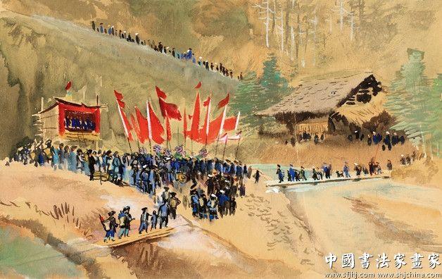吉首苗家过春节
