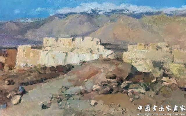 帕米尔高原石头城