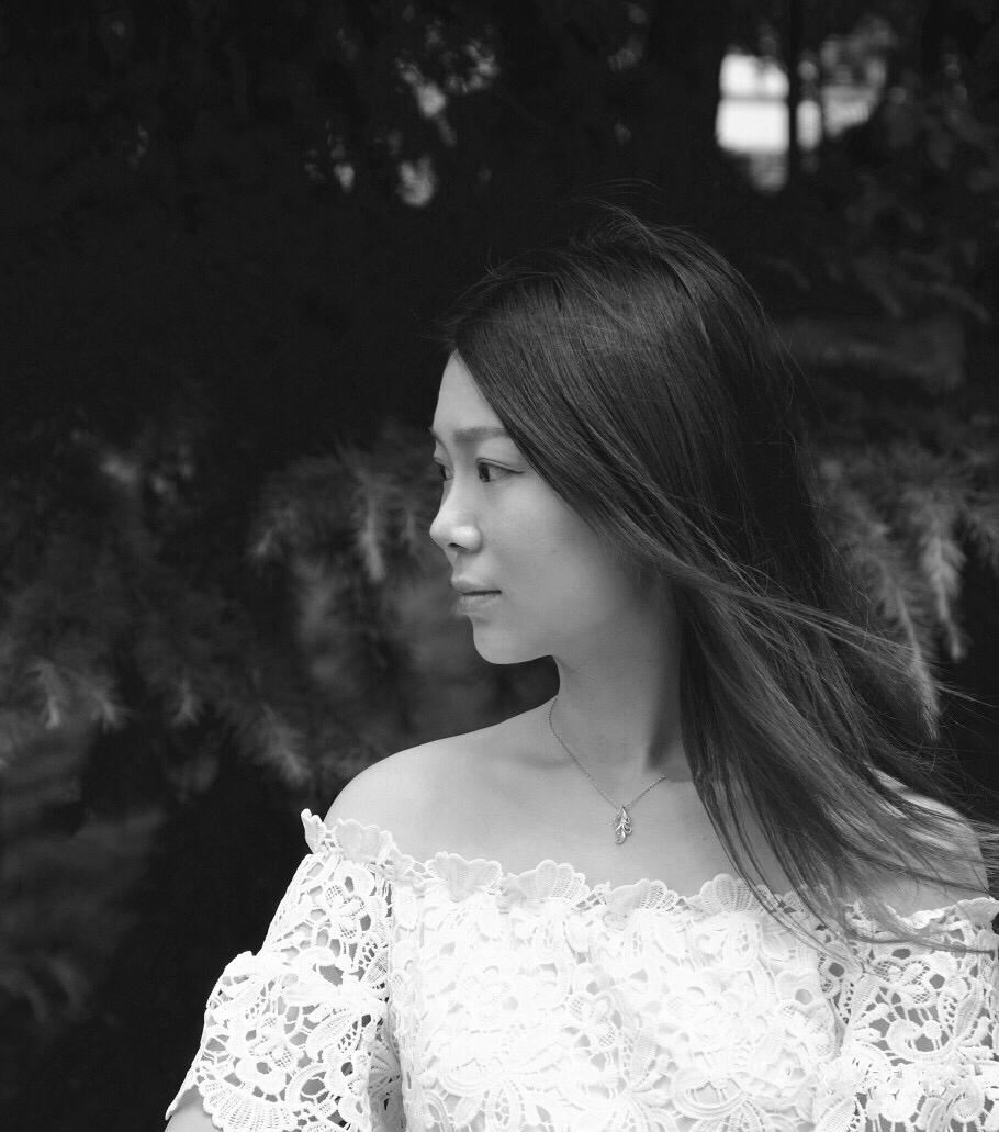 """""""渤海画派""""艺术研究会副秘书长,研究员周珍珍艺术简介"""