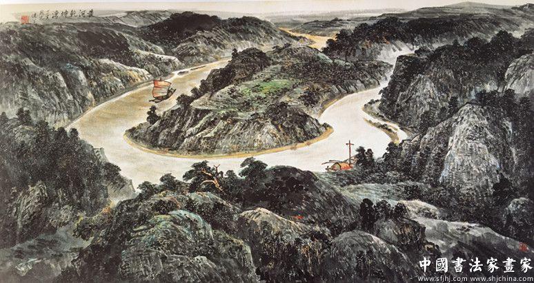 黄河乾坤湾